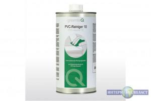 Очиститель для ПВХ greenteQ PVC-Reiniger 10