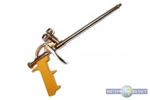 Пистолет для монтажной пены FG-3102 cталь