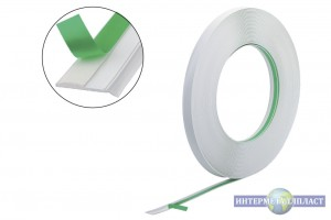ПВХ нащельник greenteQ Flachleiste PVC