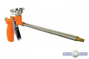 Профессиональный пистолет для пены FG-3103 сталь